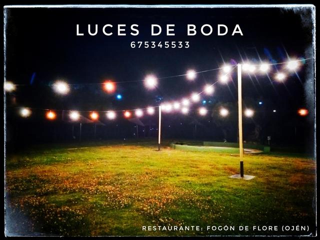 LUCES PARA BODAS - foto 4