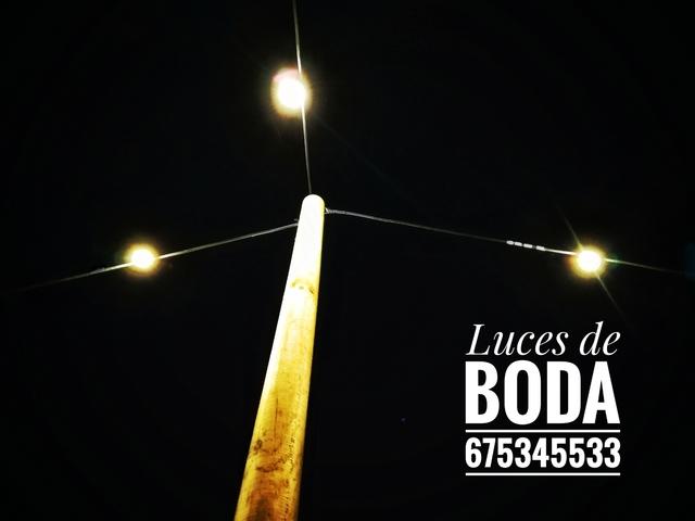 LUCES PARA BODAS - foto 7