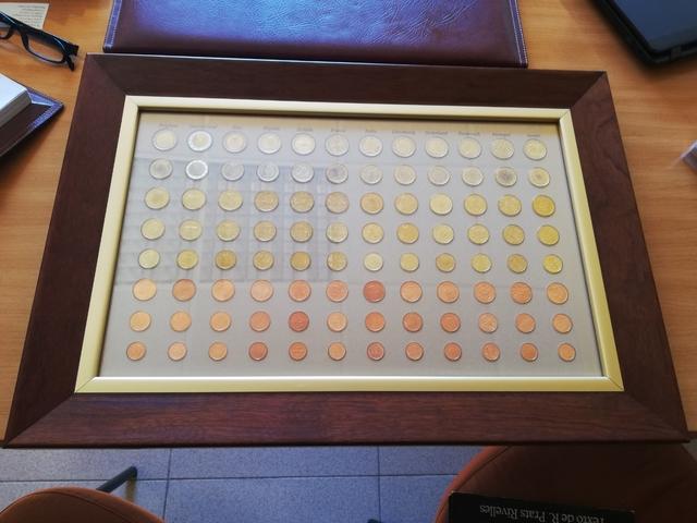 Colecion 1 Monedas Euro.