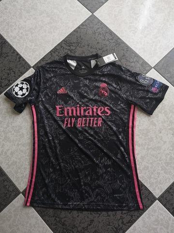 Camiseta Real Madrid 3ª 2020-2021