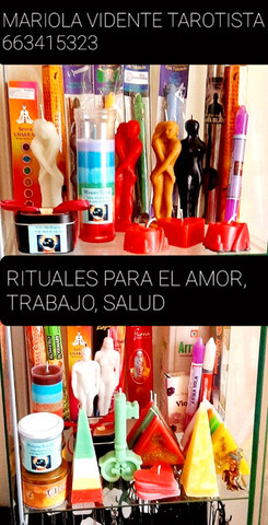 MARIOLA VIDENTE TAROT AMARRES EFECTIVOS - foto 3