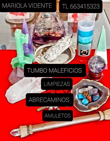MARIOLA VIDENTE TAROT AMARRES EFECTIVOS - foto 5
