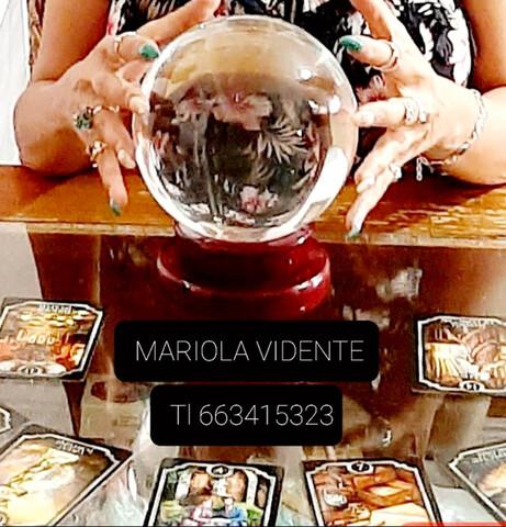 MARIOLA VIDENTE TAROT AMARRES EFECTIVOS - foto 4