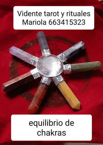 MARIOLA VIDENTE TAROT AMARRES EFECTIVOS - foto 8