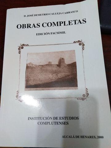 OBRAS COMPLETAS - ESTUDIOS COMPLUTENSES - foto 1