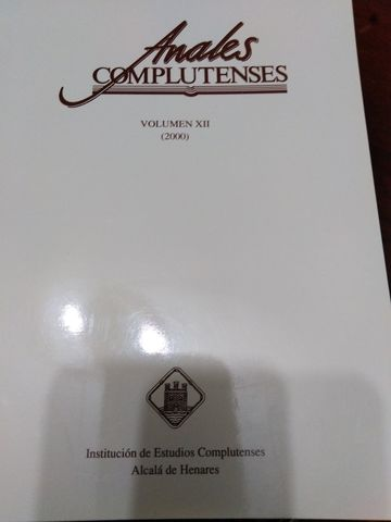 OBRAS COMPLETAS - ESTUDIOS COMPLUTENSES - foto 3