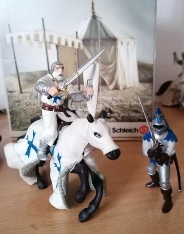 Figuras Medievales - Schleich