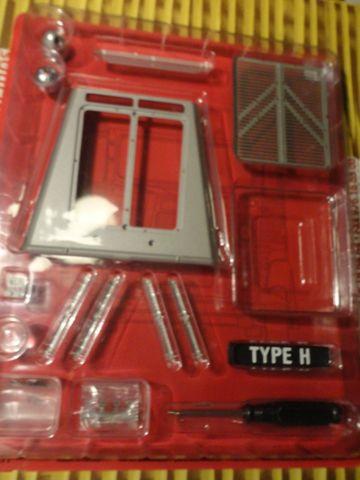 Fasciculo 1 Piezas Del Citroen  Type  H