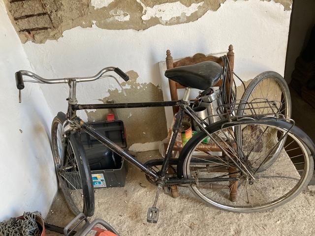 Bicicleta Órbita De Varillas