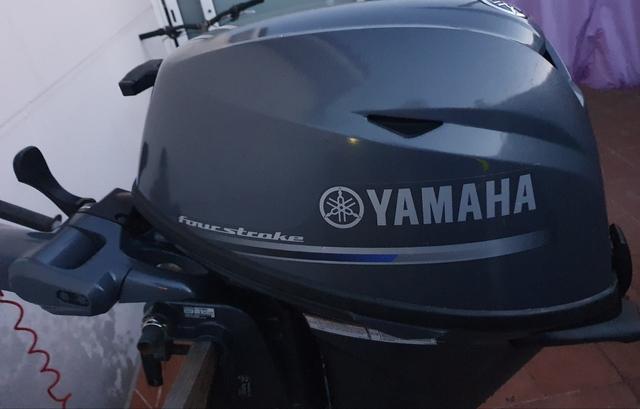 MOTOR FUERABORDA YAMAHA 15CV 4 TIEMPOS - foto 6