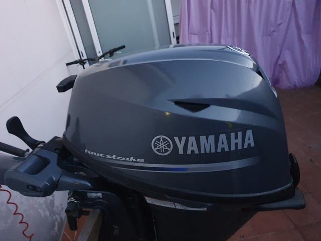 MOTOR FUERABORDA YAMAHA 15CV 4 TIEMPOS - foto 8