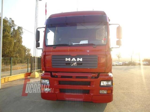 MAN - TGA 26. 410 - foto 3