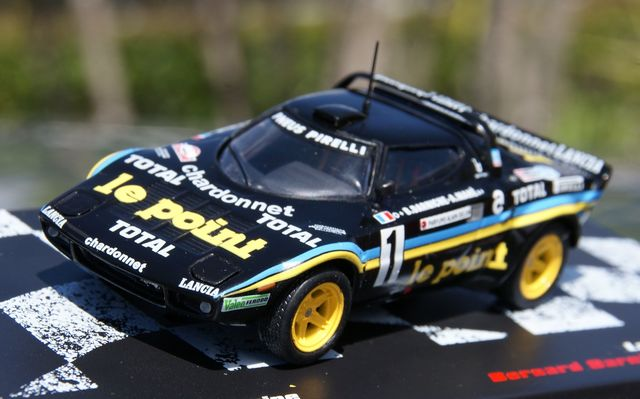 Lancia Stratos Hf Rallye Criterium De To
