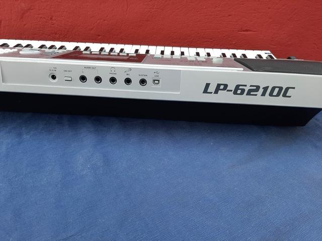 TECLADO KEYBOARD LP6210C - foto 4