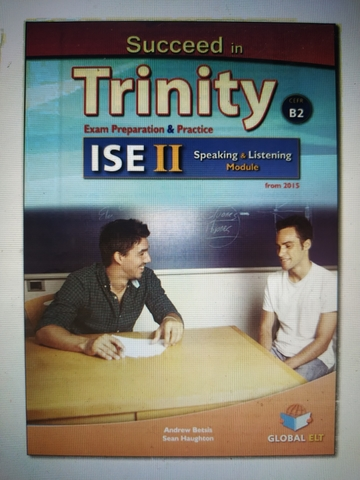 SUCCEED IN TRINITY ISE II (B2) - foto 1