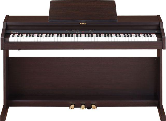 PIANO ROLAND RP301 EN PERFECTO ESTADO - foto 1