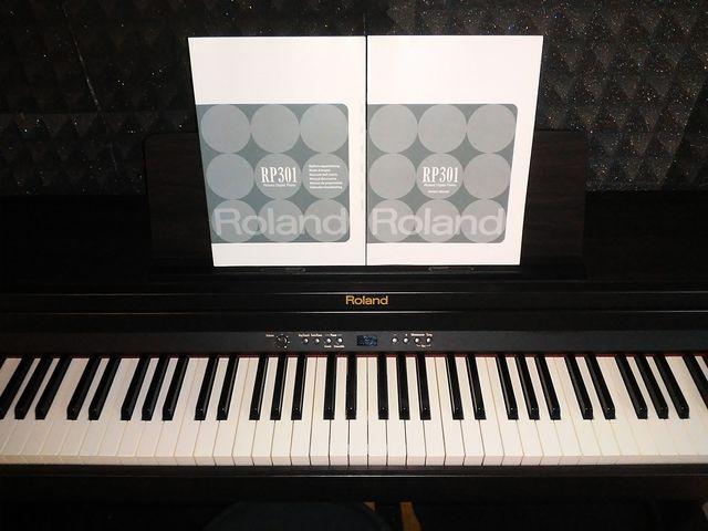 PIANO ROLAND RP301 EN PERFECTO ESTADO - foto 8