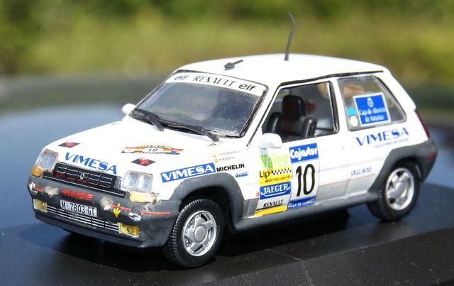 Renault 5 Gt Turbo Transkit Rallye Villa