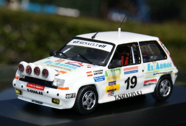 Renault 5 Gt Turbo Transkit Rallye Princ