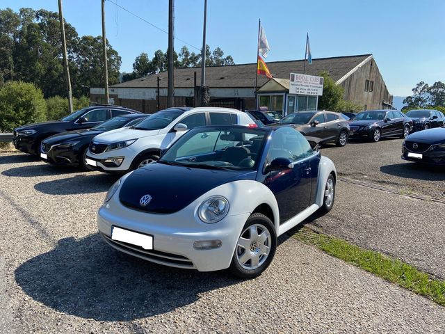VOLKSWAGEN - NEW BEETLE DESCAPOTABLE - foto 1