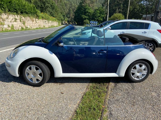 VOLKSWAGEN - NEW BEETLE DESCAPOTABLE - foto 7