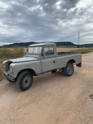 LAND-ROVER - SANTANA 109 PICK UP - foto 1
