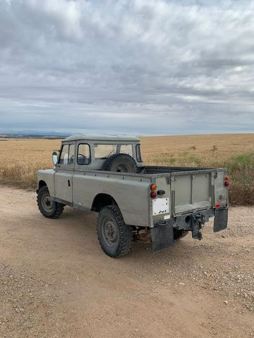 LAND-ROVER - SANTANA 109 PICK UP - foto 4