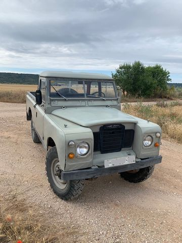 LAND-ROVER - SANTANA 109 PICK UP - foto 5