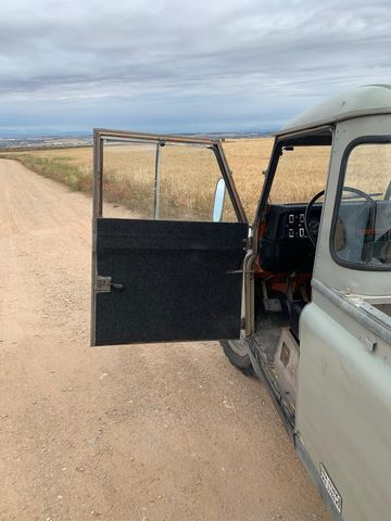 LAND-ROVER - SANTANA 109 PICK UP - foto 6