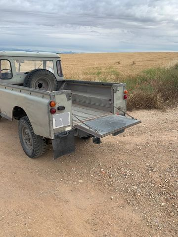 LAND-ROVER - SANTANA 109 PICK UP - foto 7