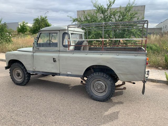 LAND-ROVER - SANTANA 109 PICK UP - foto 8