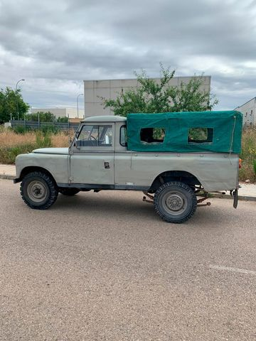 LAND-ROVER - SANTANA 109 PICK UP - foto 9