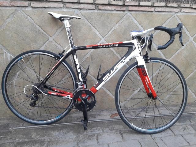 Vendo Bicicleta De Carbono