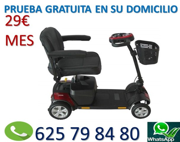 SCOOTER - ELECTRICA MAYORES SINTRA 30 - foto 1