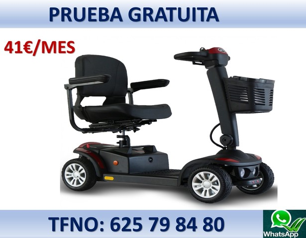 SCOOTER - ELECTRICA MAYORES SINTRA 30 - foto 5