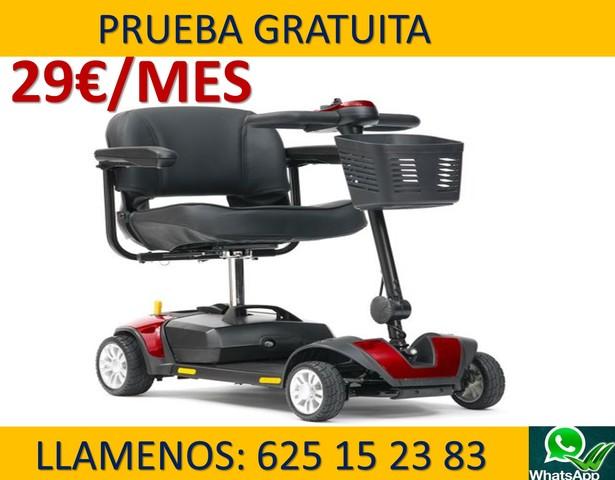 SCOOTER ELECTRICA MINUSVALIDOS SIRIUS 70 - foto 2