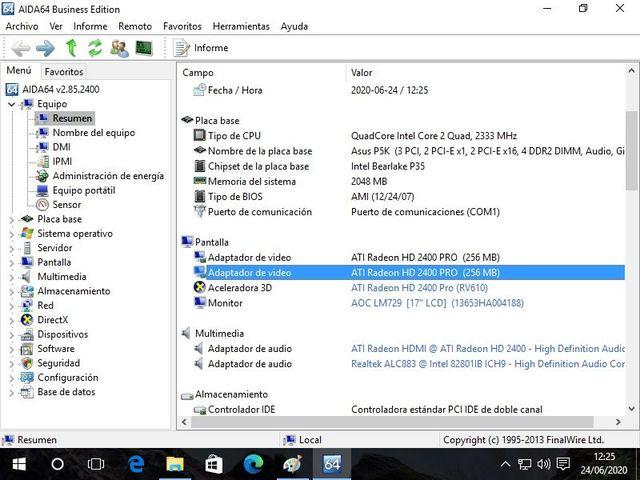 ATI RADEON HD 2400 PRO GDDR2  256MB - foto 4