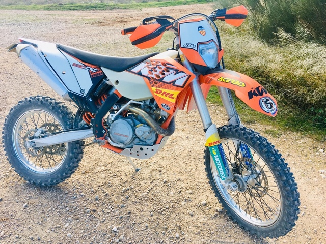 KTM - 530 EXC - foto 1