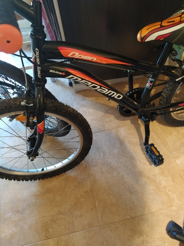 Bicicleta Megamo. Niños 5-9 Años