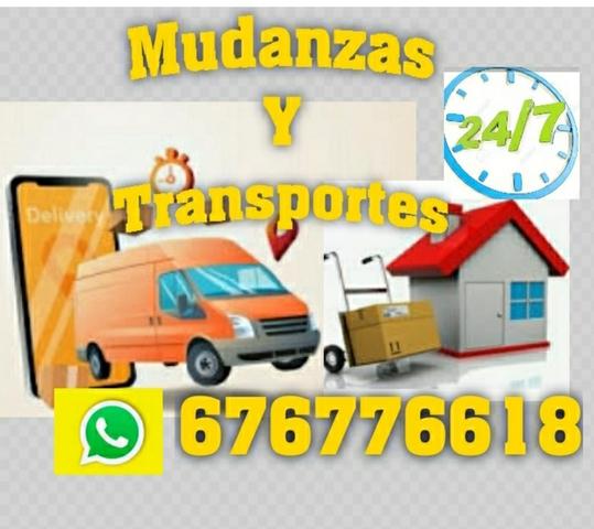 MUDANZAS Y TRANSPORTES ECO 676776618 - foto 2