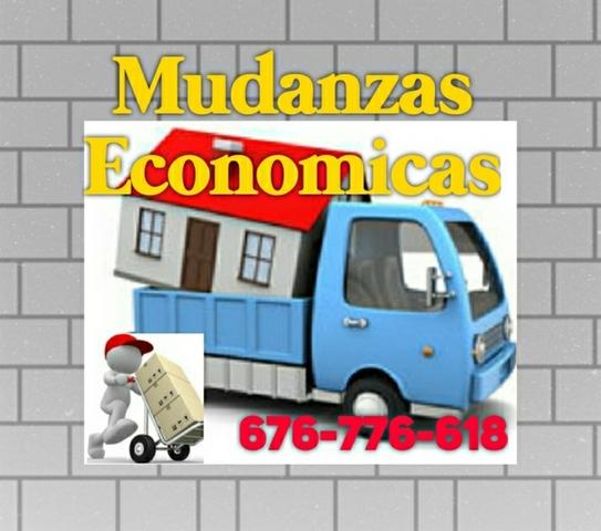 MUDANZAS Y TRANSPORTES ECO 676776618 - foto 1