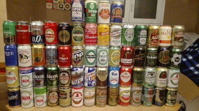 700 Latas De Cerveza