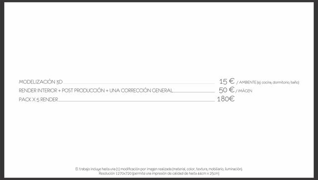 DELINEANTE PROYECTOS RENDER 3D - foto 6