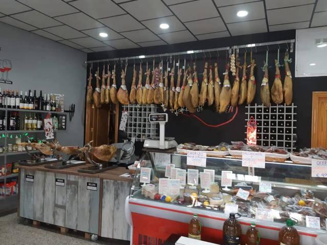 FUENGIROLA,  JAMONERÍA-PRODUCTOS GOURMET - foto 1