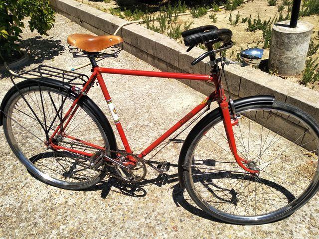 Bicicleta Varillas Orbea