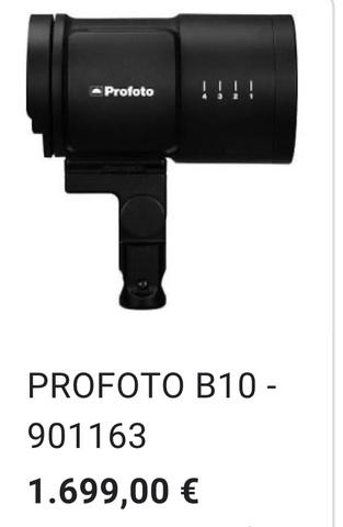 PROFOTO.  B10 - foto 1