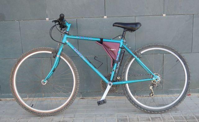Bicicleta Montaña Btt Fuji Thrill