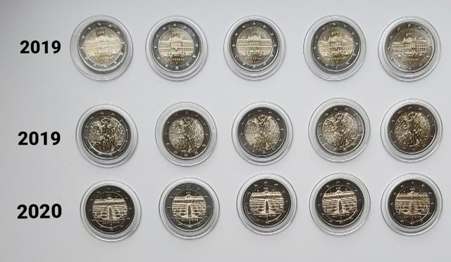 2 Euros Conmemorativas