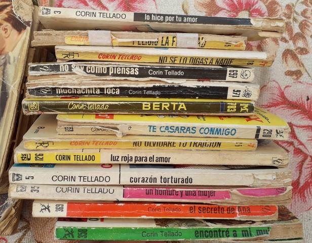 NOVELAS CORIN TELLADO - foto 3