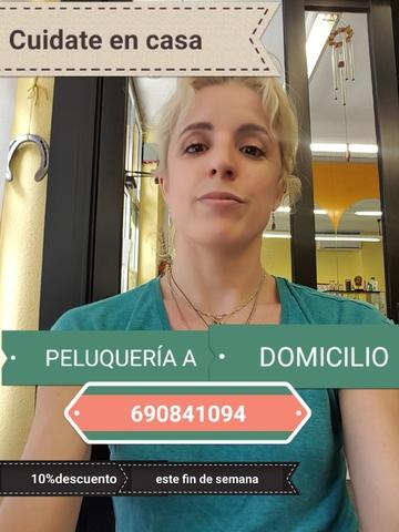 PELUQUERIA A DOMICILIO - foto 1